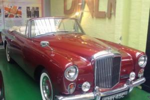 1962 Bentley S2 Parkward bodied Drophead Photo