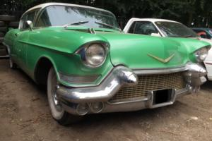 "**  1957 CADILLAC ELDORADO ""SEVILLE"" 2-DOOR HARDTOP...PROJECT ** Photo"