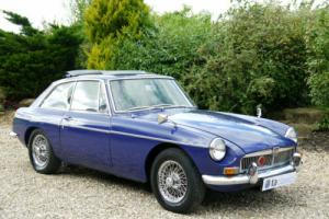 1967 MGB GT Manual / Overdrive. Family Owned For Last 31 Years