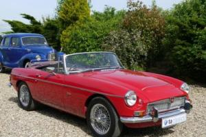 1968 MGC Roadster Manual with Overdrive