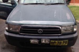 Mazda bravo.. NOT hilux, BT50, ranger, triton