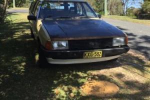 1980 xd ford wagon
