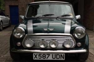 Classic Mini Cooper Sport