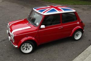 Classic Mini Sprite Cooper lookalike £3750 ovno