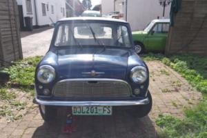 1962 MK1 Morris Mini