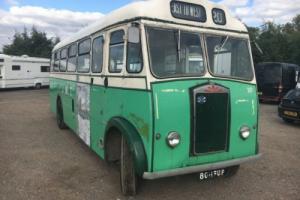 1954 Albion Victor FT39AN 30 seat bus ex JMT Jersey 4880cc Diesel reg 804FUF