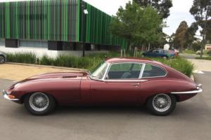 1967 Jaguar E Type Series 1.25 Photo