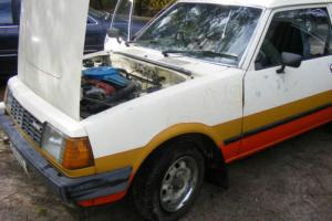 '83 MAZDA 323 PANEL VAN Photo