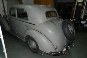 Mercedes 170S RHD -1951 Oryginal