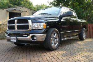 DODGE RAM 1500 5.7 V8 LPG AMERICAN SHOW TRUCK PICKUP FIFTH WHEEL RATHER SPECIAL Photo