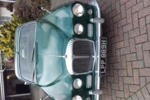 Daimler Jaguar 420 saloon Photo