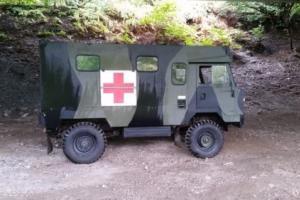 Land Rover 101 Forward Control Ambulance 4x4 Off Road V8 Campervan Hotrod Army Photo