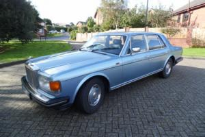 1987 ROLLS ROYCE ROLLS ROYCE SILVER SPIRIT*ABSOLUTELY STUNNING*VIEWING A MUST! Photo