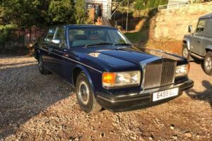 Rolls Royce Silver Spirit 11