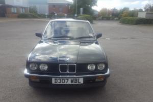 BMW E30 320 Chromie
