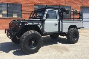1984 Land Rover Defender 110 High Capacity Pickup Truck