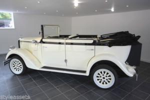 Cowley Wedding Car  1930's style full convertible wedding car LHD