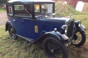 1932 Austin 7 Photo