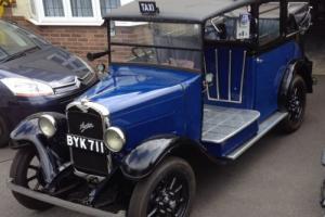 1935 Austin Heavy 12/4 Taxi Low Loader - ideal wedding car or film work