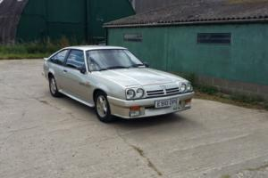 OPEL MANTA GTE 2.0L A VERY RARE  1 OWNER CAR FROM NEW WITH NEW MOT for Sale