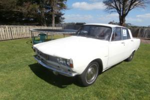 1969 P6 Rover 2000 4 cylinder auto  original