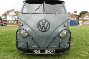 VW SPLITSCREEN CAMPER VAN  1960 - RE LISTED DUE TO TIME WASTERS