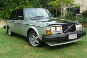 Rare Volvo 242 gt coupe manual