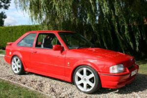 Ford Escort 1.6 RS Turbo ,Completely original bodywork in fantastic condition