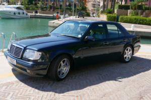 Mercedes E500 Limited, 1994, 65k miles, 1 of 500 made with Porsche. Stunning car