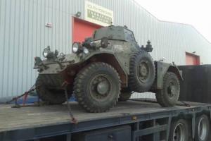 Daimler Ferret mk2/3