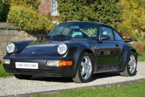 Porsche 911 3.3 Turbo Photo