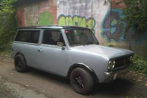 Classic Mini Clubman Estate - £3795