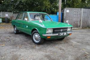 Volkswagen K70, Green, 71,925 KM from New !!!