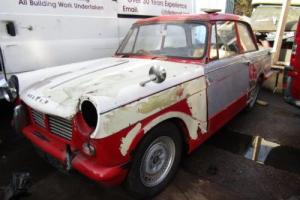 Triumph HERALD 1200 breaking for parts Photo