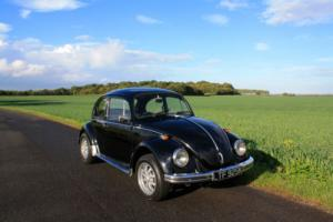 1971 Volkswagen Beetle 1600cc. Finished in Stunning Black with Chrome Extras. Photo