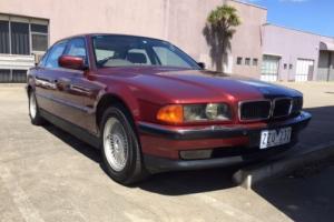 BMW 750 iL V12