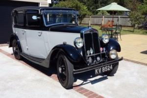 Lanchester LA10 1934