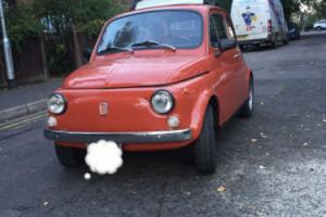 GORGEOUS AND ORIGINAL ITALIAN FIAT 500 1969 // RUST FREE // AMAZING RESTORATION