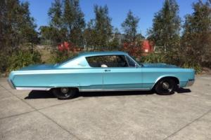 1967 CHRYSLER NEWPORT COUPE. 383 MOPAR MUSCLE.!! Photo