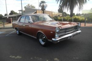 FORD ZD FAIRLANE EXCELLENT ORIGINAL WITH FULL OPTIONS SUIT ZA ZB ZC XR XT XW XY