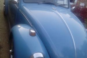 1968 VW BEETLE