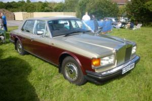 Rolls Royce Silver Spirit 1986