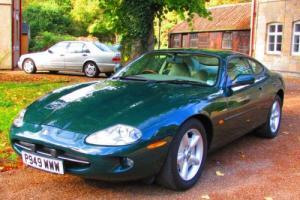 Jaguar XK8 4Litre Coupe 1 owner FSH 42000miles Green 1997 Automatic