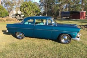1955 Ford Customline two door