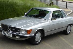 MERCEDES-BENZ 450 SLC - SL Coupe Photo