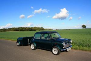 1992 Mini British Open Classic 1275cc + Matching Bespoke Mini Trailer.