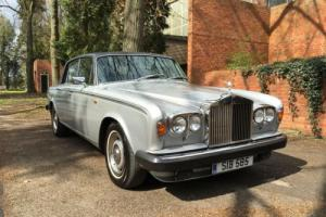 Rolls Royce Silver Shadow 2 1980 Lovely Condition Photo