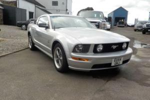 2005 FORD MUSTANG 4.6 LITRE GT PREMIUM AUTOMATIC , 18,000 MILES WITH FSH