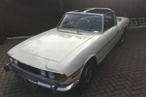TRIUMPH STAG MK1, 1972, AUTOMATIC, LOVELY V8 CLASSIC STAG Photo