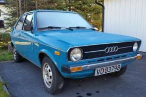1976 Audi 50 Photo